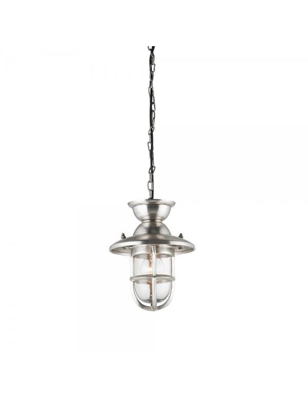 Mała lampa wisząca ROWLING S w latarnianym stylu - Endon