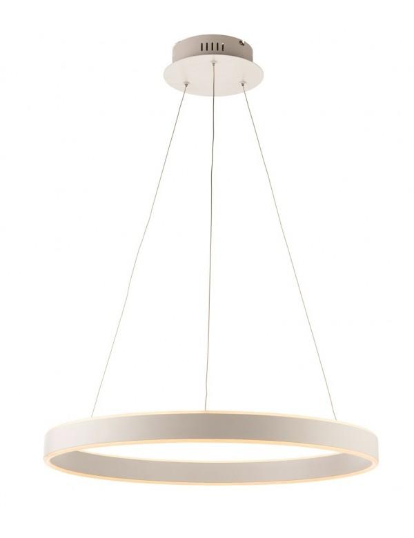 Lampa wisząca GEN okrąg z podświetlonymi obrzeżami - Endon