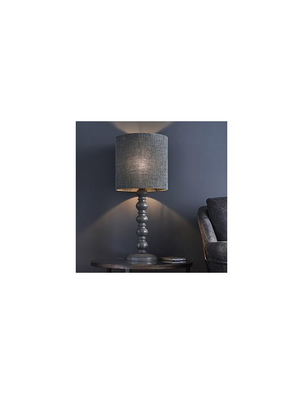 Drewniana lampa na stół JOSS TABLE - Endon