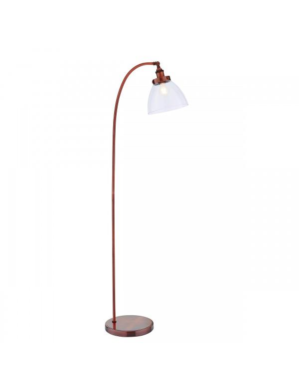 Stylowa lampa podłogowa HANSEN FLOOR w dwóch kolorach - Endon