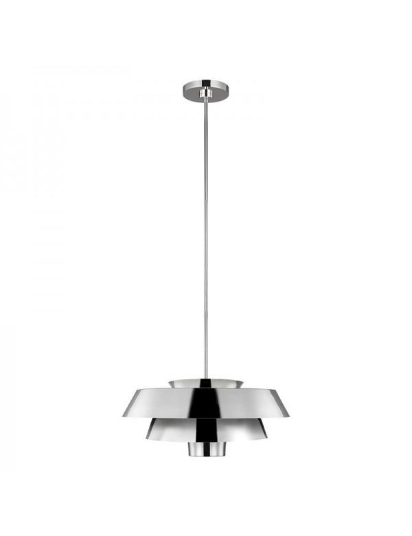 BRISBIN trzystopniowa konstrukcja lampy wiszącej - Feiss