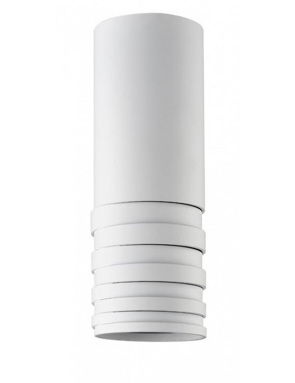 Plafon LOCUS P prosta tuba z ozdobnymi rowkami - Azzardo