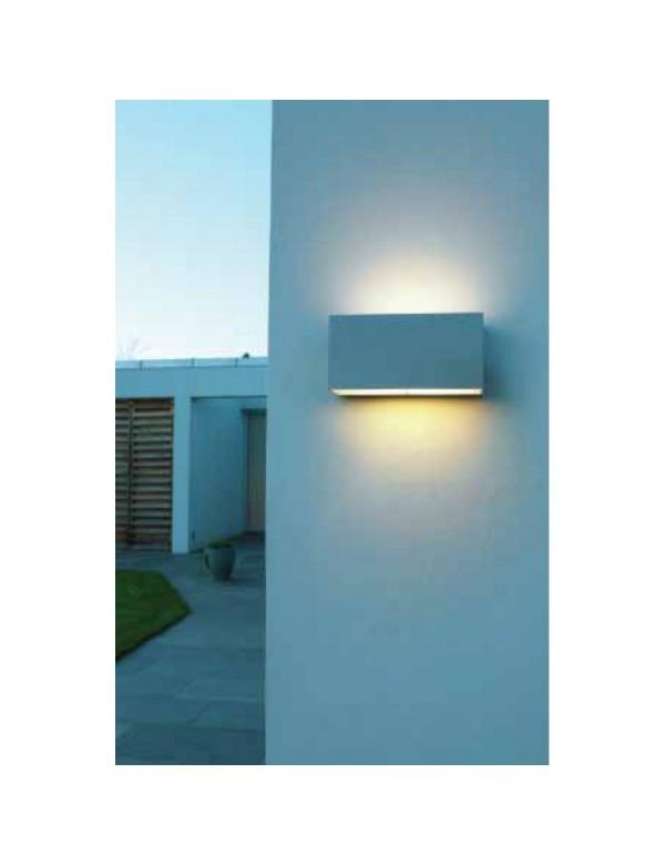 Kinkiet do oświetlania fasad budynków ASKER 2 - Norlys