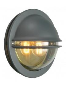 Ścienna okrągła lampa zewnętrzna Berlin - Norlys