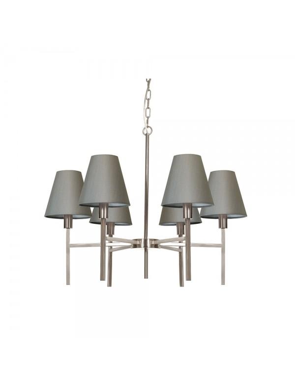 Żyrandol sześcioramienny Lucerne 6LT - Elstead Lighting