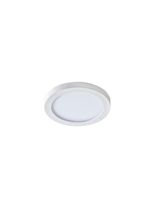 SLIM ROUND 9 mała łazienkowa lampa sufitowa - Azzardo
