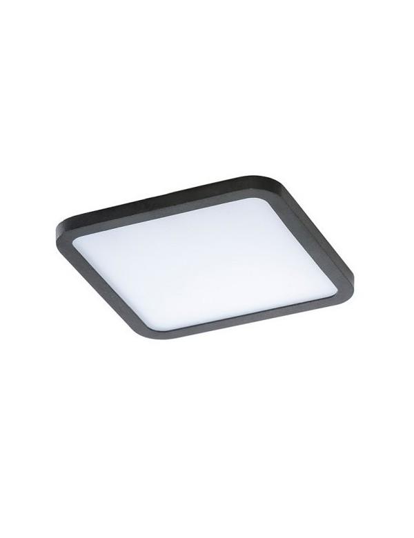 SLIM SQUARE 15 kwadratowy plafon łazienkowy LED - Azzardo