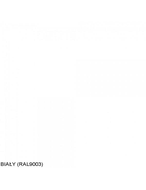 Masywny słupek Alta 1 - Norlys