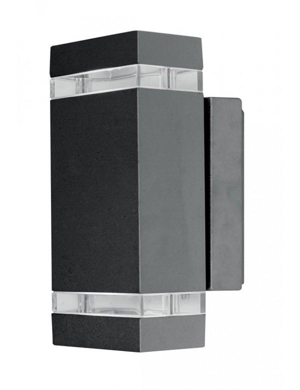 Czarujący kinkiet ogrodowy Focus LED 6050 - Lutec