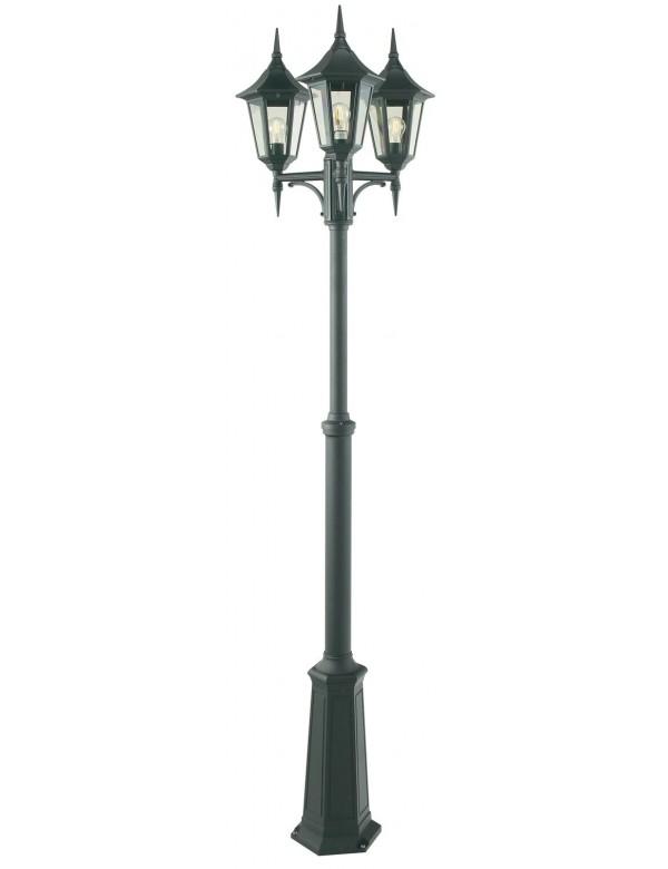 Trójramienna latarnia ogrodowa Modena 3 - Norlys
