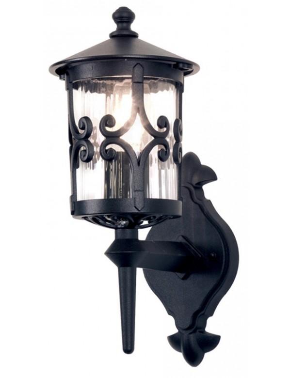 Imponujący kinkiet ogrodowy Hereford BL10 - Elstead Lighting