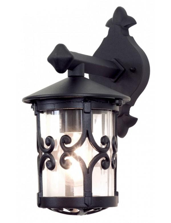 Ponadczasowy kinkiet ogrodowy Hereford BL8 - Elstead Lighting