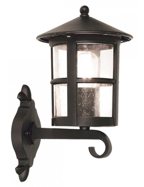 Stylowy kinkiet ogrodowy Hereford BL22G - Elstead Lighting