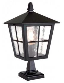 Ładny słupek ogrodowy Canterbury - Elstead Lighting