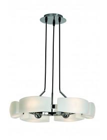 Ciekawa konstrukcja lampy FIONA 6 - Azzardo