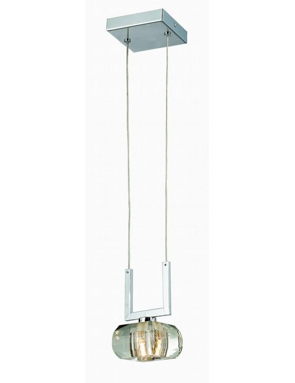 Cudowna lampa wisząca RUBIC 1 - Azzardo