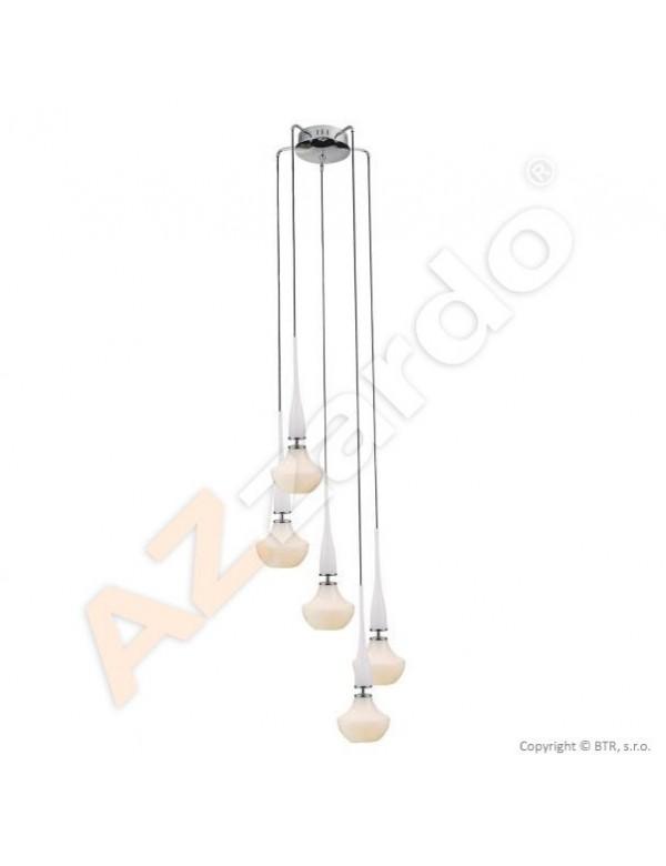 Ponadczasowa lampa wisząca TASOS 5 - Azzardo