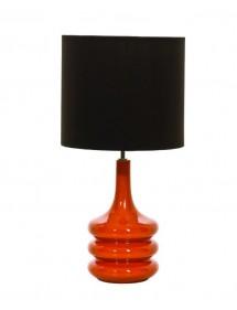 Piękna oprawa na stoliczek nocny Pop Orange - Harlequin
