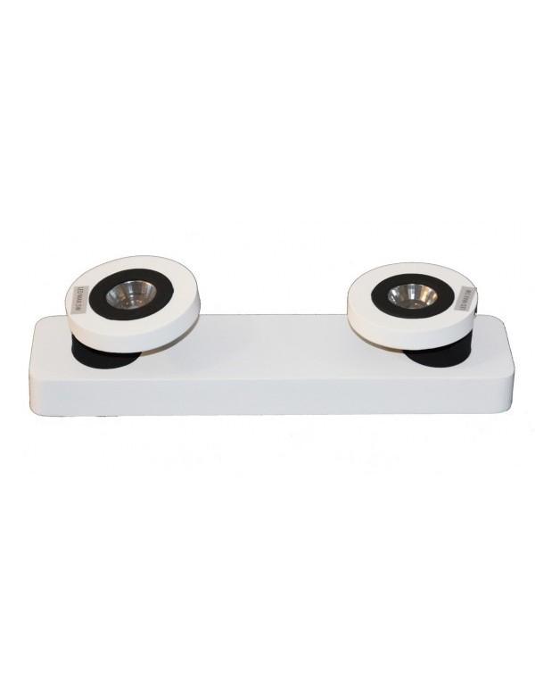 Nowoczesna i efektowna oprawa oświetleniowa ENZO 2 - Azzardo