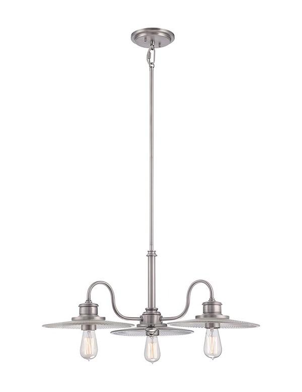 Lampa wisząca - ADMIRAL/3P - Quoizel