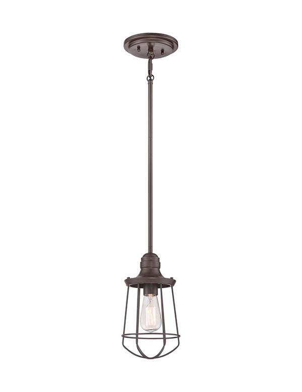 Lampa wisząca - MARINE/P - Quoizel