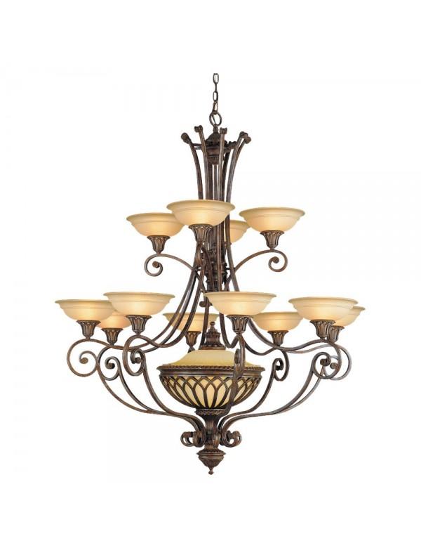 Lampa wisząca - STIRLING CASTLE 12 - Feiss