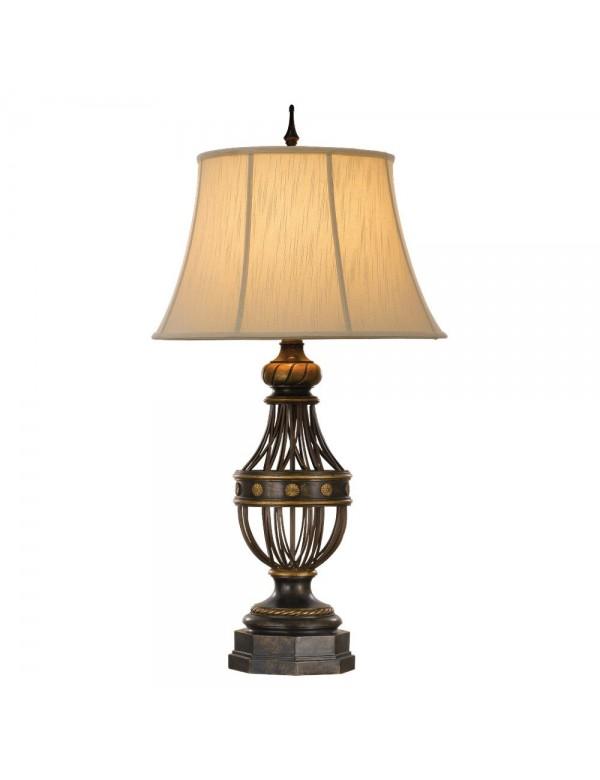 Lampa stołowa - AUGUSTINE - Feiss