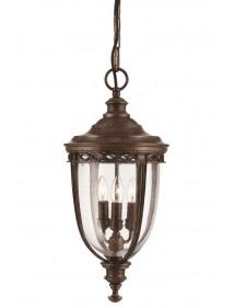 Lampa wisząca - ENGLISH BRIDLE II - Feiss