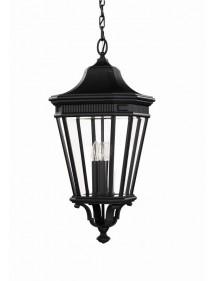 Lampa ogrodowa wisząca - COTSWOLD LANE 1 - Feiss