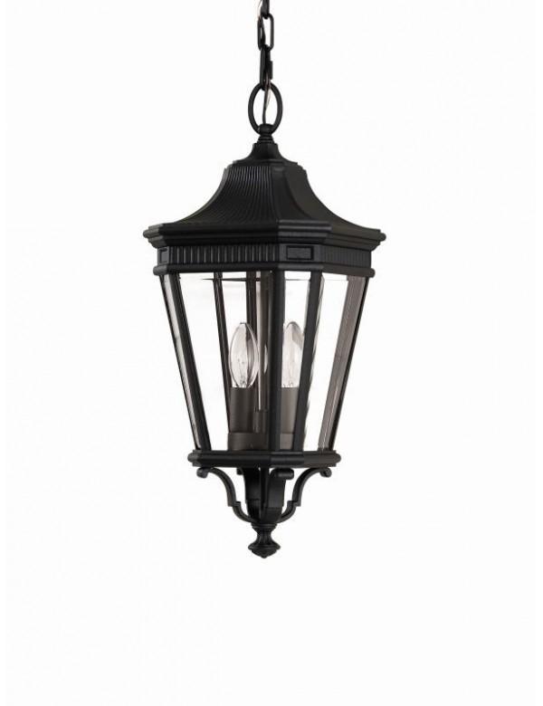 Lampa ogrodowa wisząca - COTSWOLD LANE 2 - Feiss