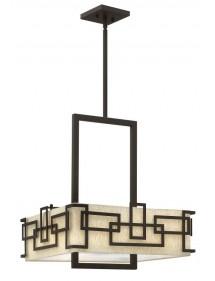 Lampa wisząca - LANZA - Hinkley