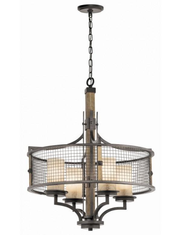 Lampa wisząca - AHRENDALE 4 - Kichler