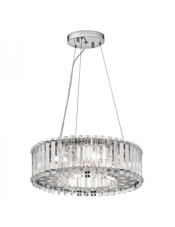 Lampa wisząca - CRYSTAL SKYE 6 - Kichler