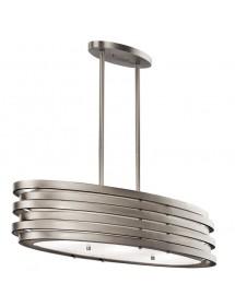Lampa wisząca - ROSWELL 3 - Kichler