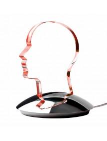 Dekoracyjna lampa stołowa HEAD - Sompex