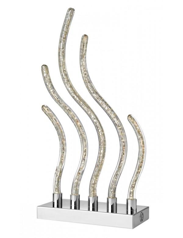 Stołowa lampka designerska CLAUDI LS - Sompex