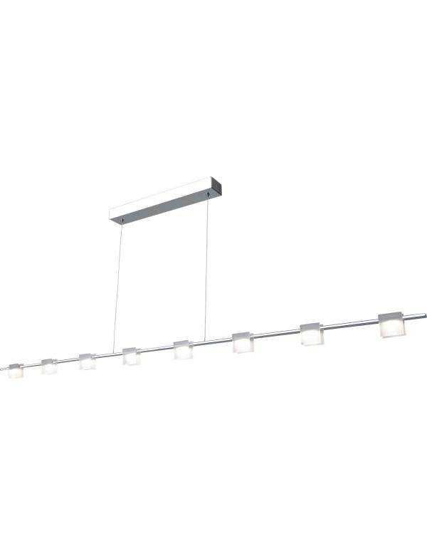 Wiszące kwadraciki - MARY 8Q - lampa sufitowa Sompex