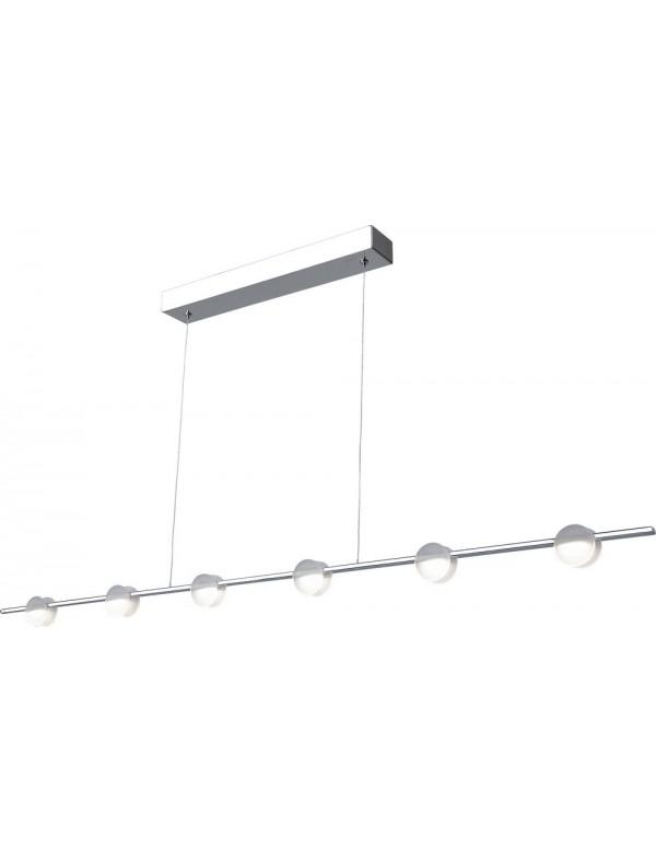 MARY 6C - lampa wisząca Sompex - wersja z sześcioma źródłami