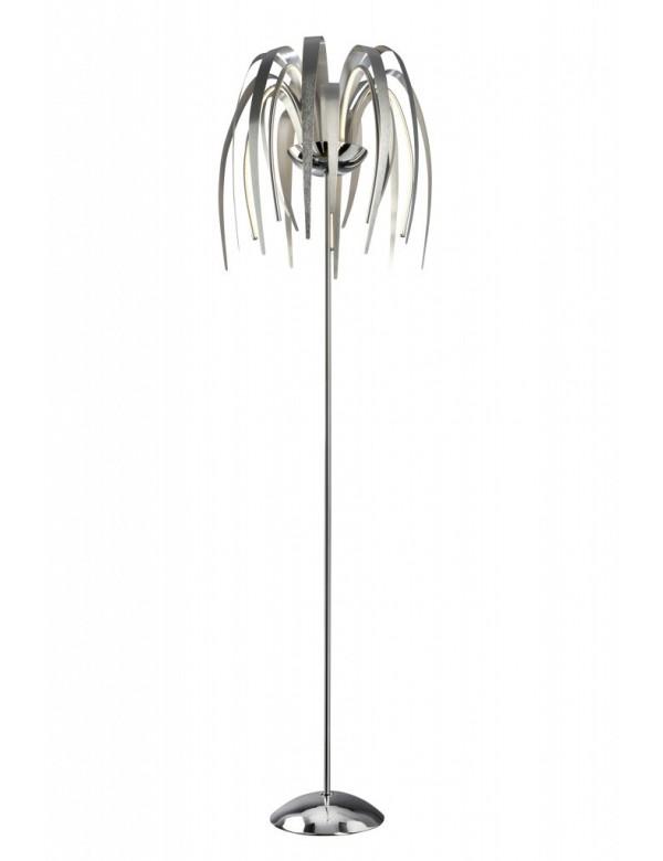 Podłogowa lampa led z kolekcji LEAVE firmy Sompex