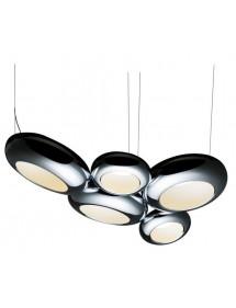 Ogromna lampa sufitowa Sompex - AURA W5