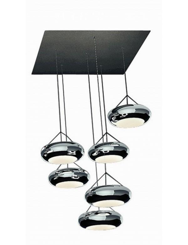AURA CLUSTER MODULE MINI - lampa wisząca Sompex