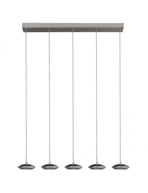 Lampa z pięcioma kloszami KANO W5 - Sompex