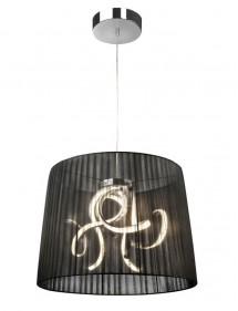 Elegancka lampa wisząca ORGANZA LED 50 - Sompex