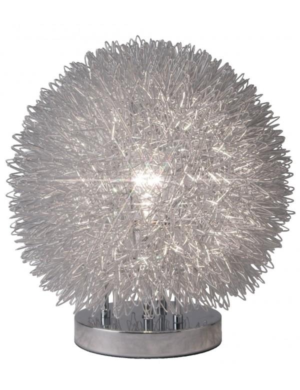 KAKTUS LS aluminiowy pompon stołowa lampa Sompex