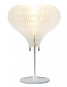 Regulowany kształt abażura - ANGEL stołowa lampa Sompex