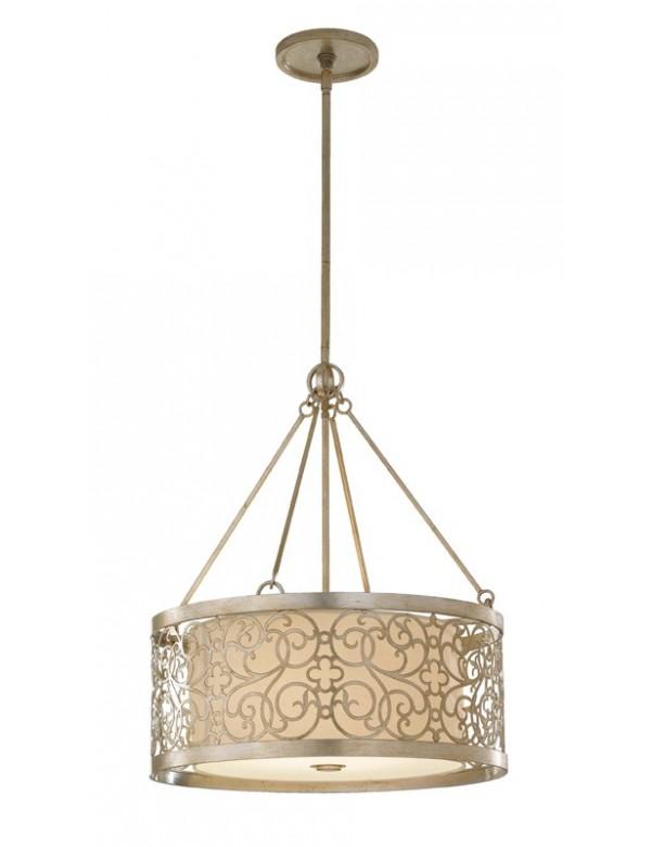 Szykowna lampa wisząca Arabesque - Feiss
