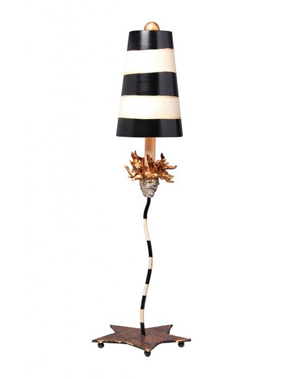 LA FLEUR fantazyjna lampa na stół - Flambeau