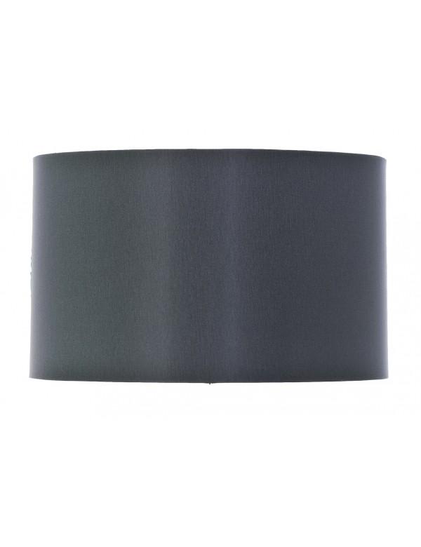 Abażur w kolorze węgla drzewnego LS1002 o średnicy 40cm - Lui's Collection