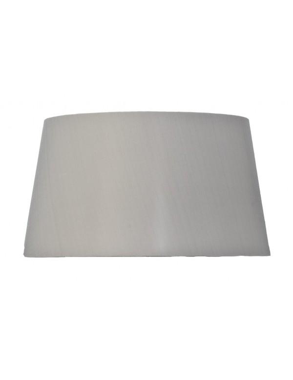 Duży srebrny abażur do lamp stołowych LS1019 - Lui's Collection