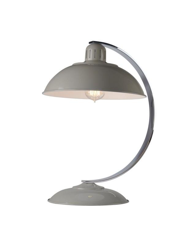 FRANKLIN kolorowe lampy stołowe w stylu retro - Elstead